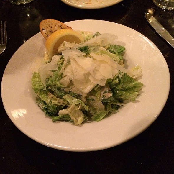 Caesar Salad - The Stockyards Restaurant & 1889 Saloon, Phoenix, AZ