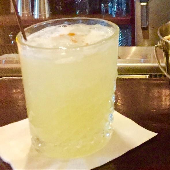 Hot Lips Cocktail - B Too, Washington, DC