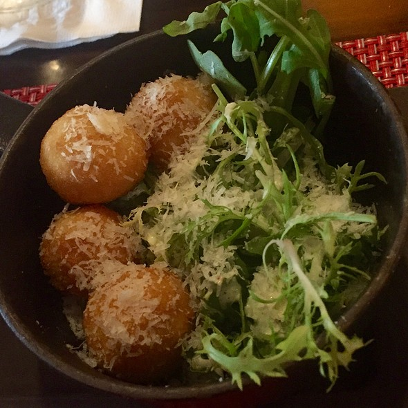 Cheese Croquettes - B Too, Washington, DC