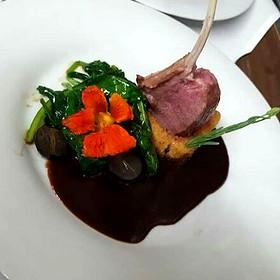 Lamb Chop - Brentwood Restaurant & Wine Bistro, Little River, SC