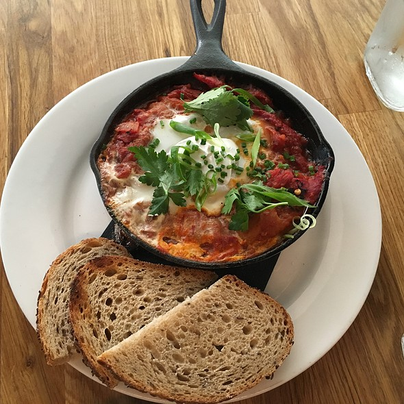 Shakshouka - DGS Delicatessen, Washington, DC