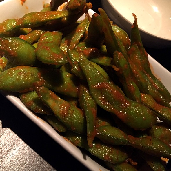 Spicy Edamame - Koi, West Hollywood, CA