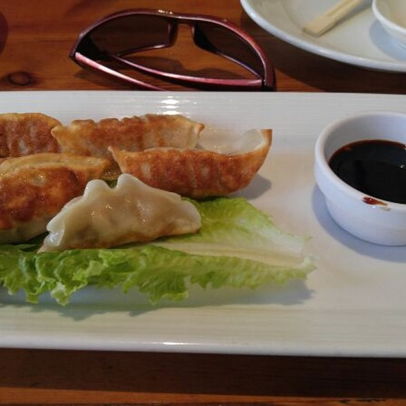 Pork Dumplings - Wokcano - Downtown LA, Los Angeles, CA