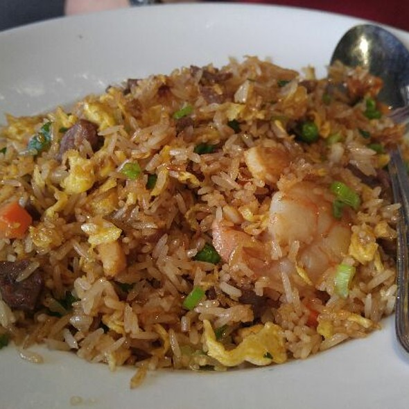 young chow fried rice - Wokcano - Downtown LA, Los Angeles, CA
