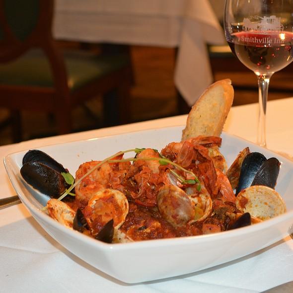 Seafood Bouillabaisse - Smithville Inn, Absecon, NJ