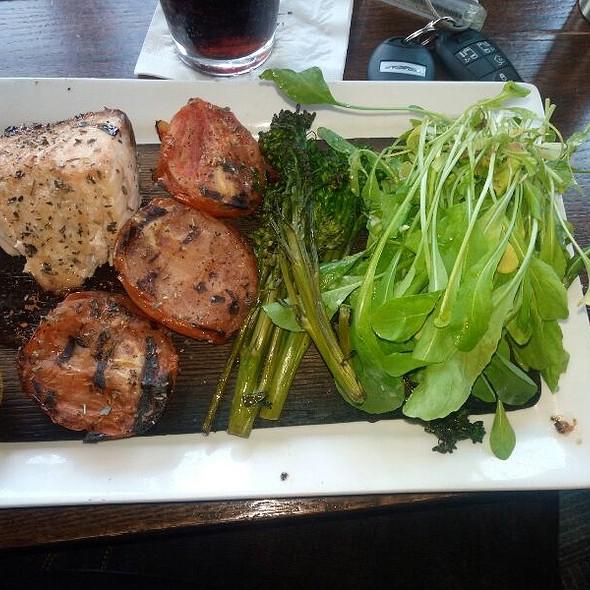 Cedar Plank Salmon - DESTIHL-Champaign, Champaign, IL