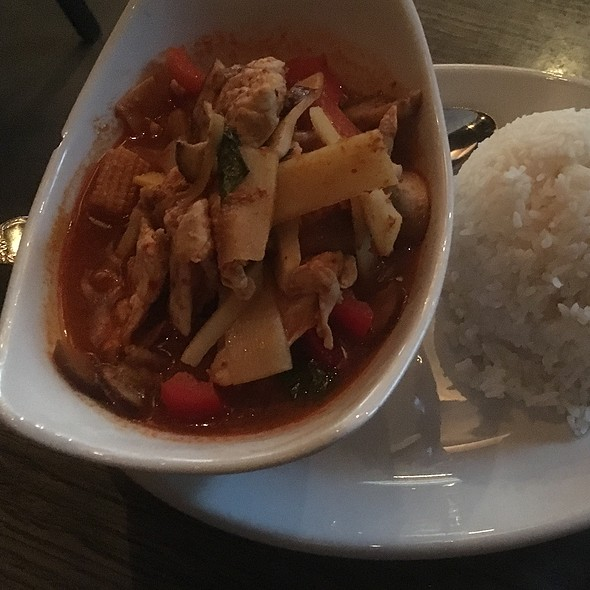 Jungle Curry - Kindee Thai Restaurant, Minneapolis, MN