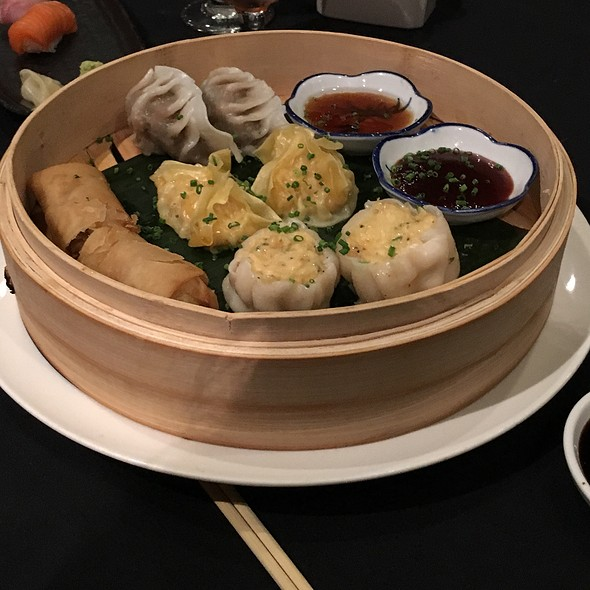 Assorted Dim Sum - Feng Asian Bistro, Hartford, CT
