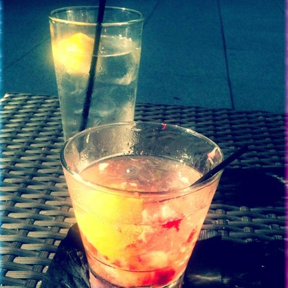 Summer Breeze Cocktail - Epic Restaurant, Chicago, IL