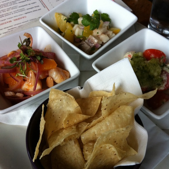 Ceviche Flight - Lola - Coastal Mexican - Denver, Denver, CO