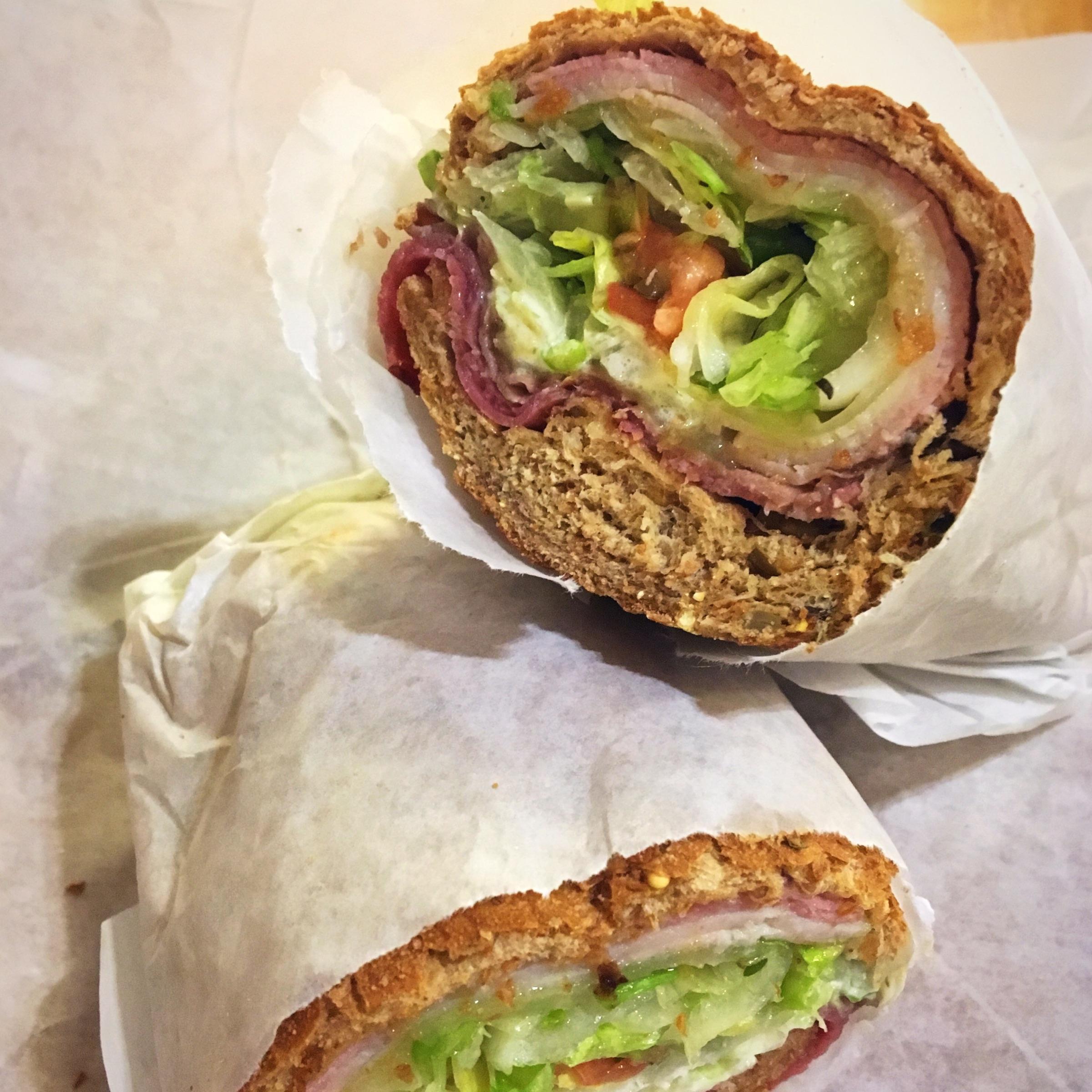 Foodspotting: Potbelly Sandwich Works Menu