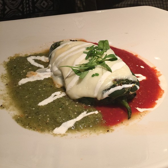 Chili Relleno - Mi Dia From Scratch - Grapevine, Grapevine, TX