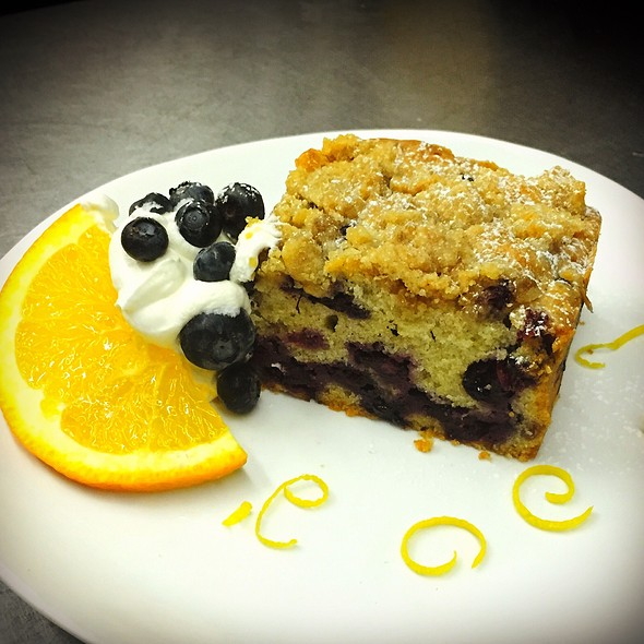 Blueberry Buckle - Via 45, Red Bank, NJ