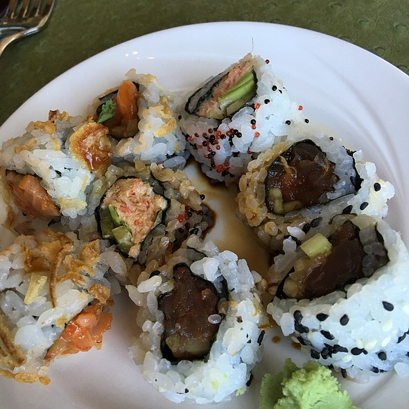 Sushi - Caretta on the Gulf at the Sandpearl Resort, Clearwater Beach, FL