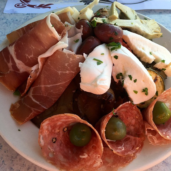 Antipasto - Carlucci's Waterfront, Mount Laurel, NJ