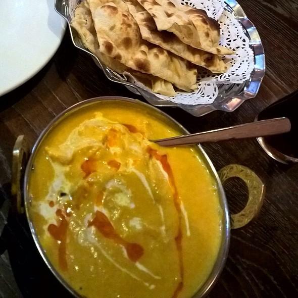 Chicken Curry - Asha's Restaurant, Birmingham, West Midlands