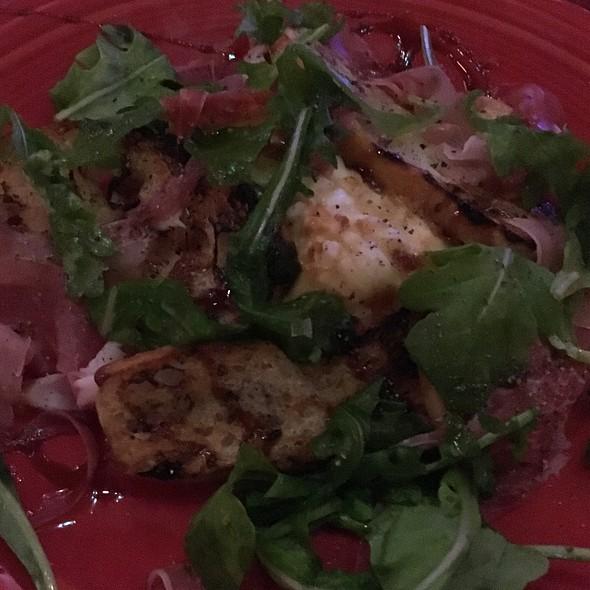 Burratta Cheese With Tomatoes - Pacifica Del Mar, Del Mar, CA