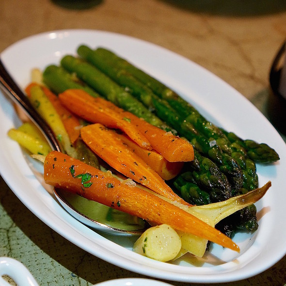 Sauteed vegetables - TOCA - Ritz Carlton Toronto, Toronto, ON