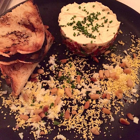 Steak Tartar - Red Cat, New York, NY
