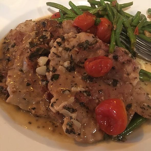 Pork Scallopini - Rovezzi's Ristorante-Sturbridge, Fiskdale, MA
