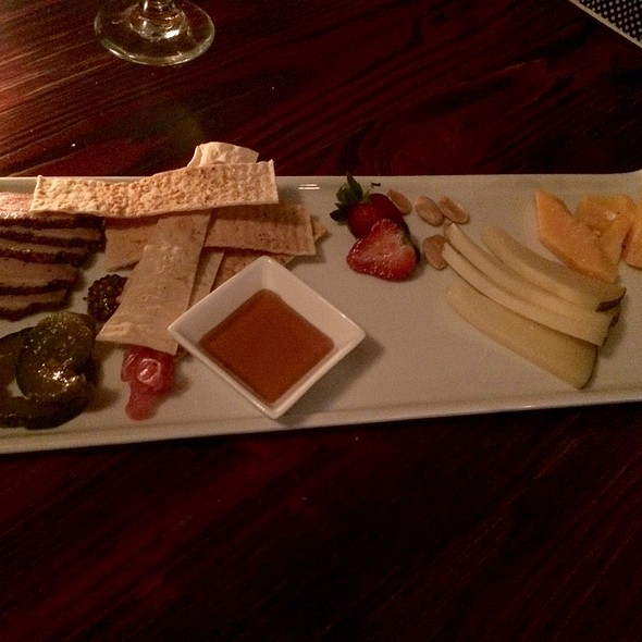 Cheese Plate - Circa 1922, Wilmington, NC