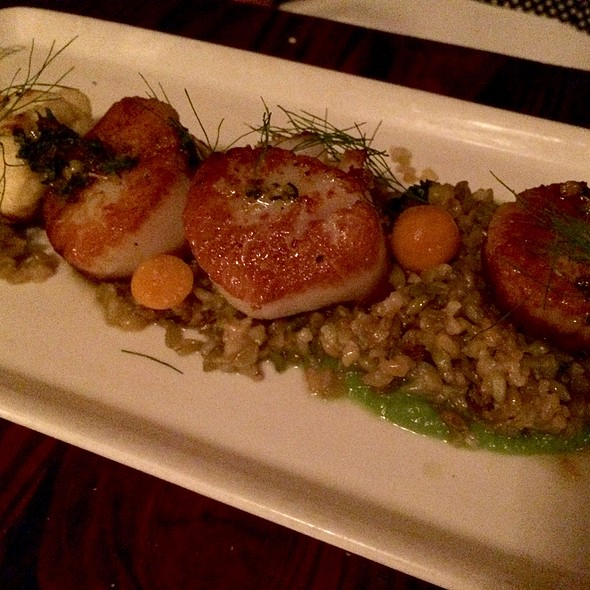 Scallops - Circa 1922, Wilmington, NC