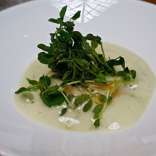 Crab Ravioli - YEW seafood + bar - Four Seasons Hotel - Vancouver, Vancouver, BC