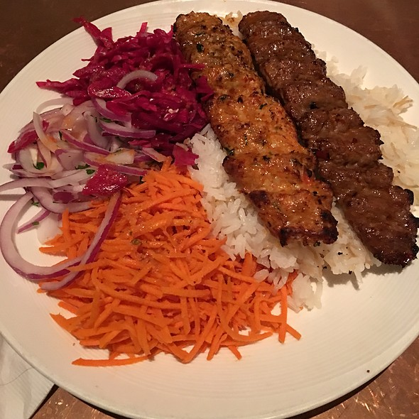 Chicken Adana Kebab - Bosphorous Turkish Cuisine - Winter Park, Winter Park, FL