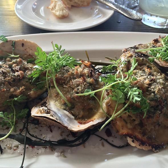 Baked Oysters - White Dog Cafe - Wayne, Wayne, PA
