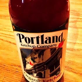 Portland Ketchup Company Natural Ketchup - Kells Irish Restaurant & Pub, Portland, OR