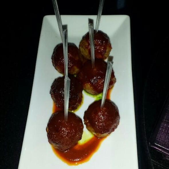 Meatballs - 48 Lounge, New York, NY