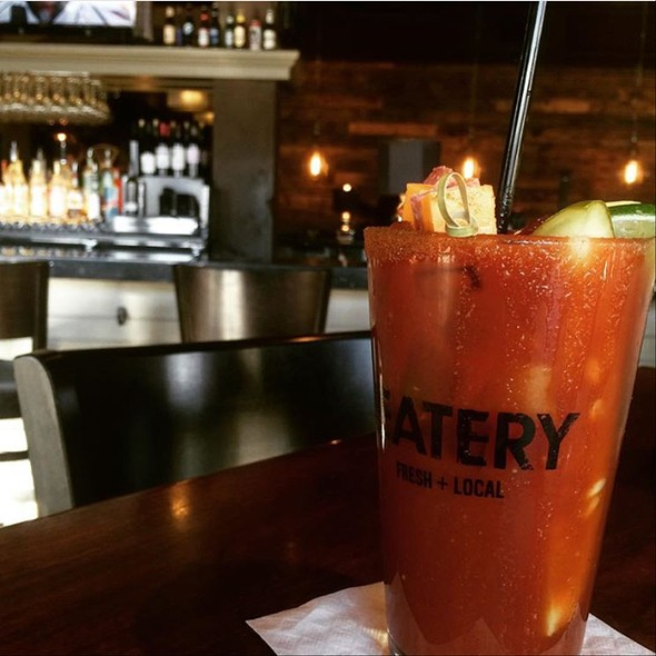 Bloody Mary - Urban Eatery, Minneapolis, MN