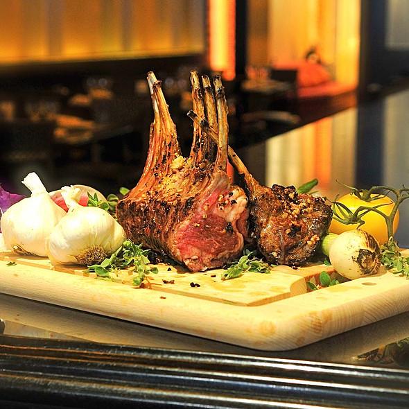 Bandar Lamb Chop - Bandar Restaurant, San Diego, CA