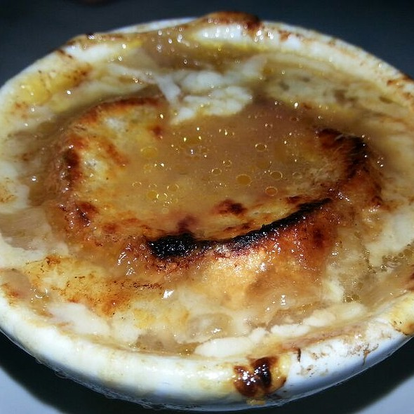 French Onion Soup - La Baguette Bistro, Oklahoma City, OK
