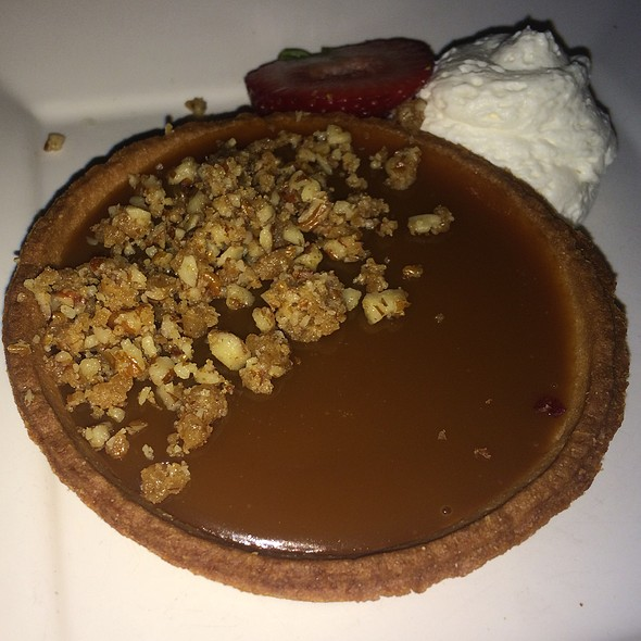 Salted Caramel Chocolate Tart - The Washington House - Pennsylvania, Sellersville, PA