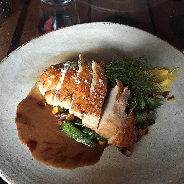 Chicken Breast - Bouche, San Francisco, CA