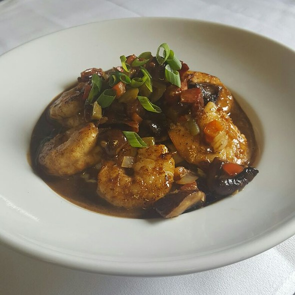 Shrimp & Grits. - Apolline, New Orleans, LA