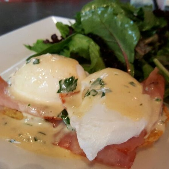 Eggs Benedict With Virginia Country Ham  - Rustico, Alexandria, VA