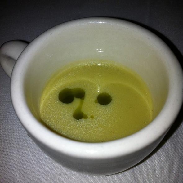 Leek Soup - Firestone's, Frederick, MD