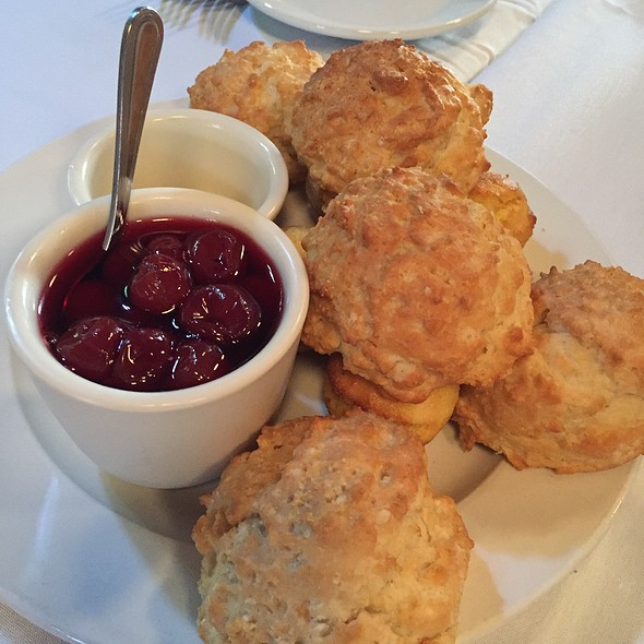 Biscuits - Jack's Firehouse, Philadelphia, PA
