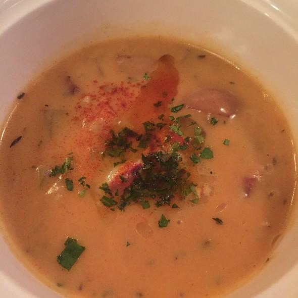 Clam Chowder With Lobster - Grill 23 & Bar, Boston, MA