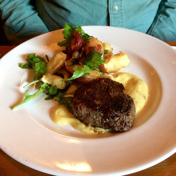 Filet Mignon - Guild Tavern, South Burlington, VT