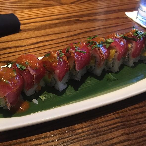 Mango Tuna Roll - Kona Grill - Carmel, Carmel, IN