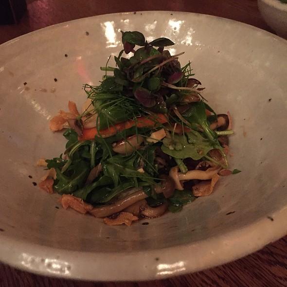 Mushroom Salad - Zuma Japanese Restaurant - Miami, Miami, FL
