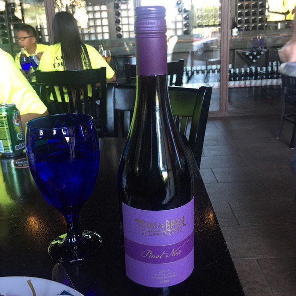 Pinot Noir - Texas de Brazil - Las Vegas, Las Vegas, NV