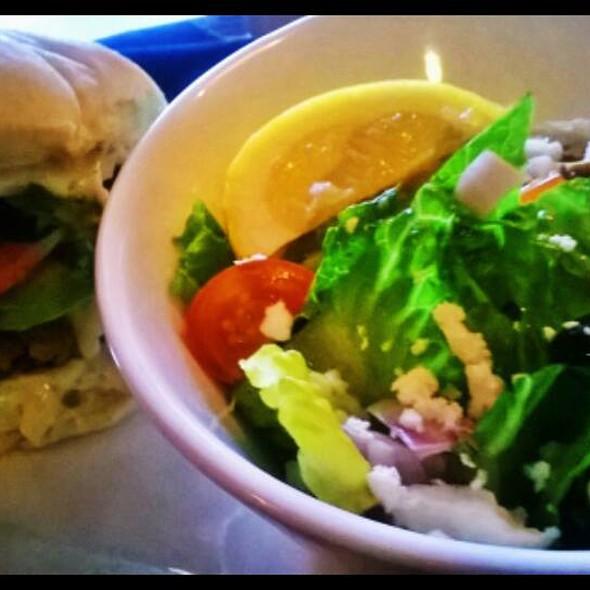 Veggie Burger - Mavor's Restaurant and Bar, Charlottetown, PE