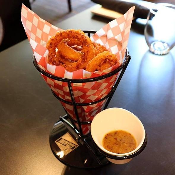 Onion Rings - Mavor's Restaurant and Bar, Charlottetown, PE