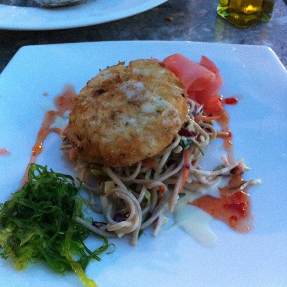 Crab Cakes - Dolphin Restaurant, Yonkers, NY