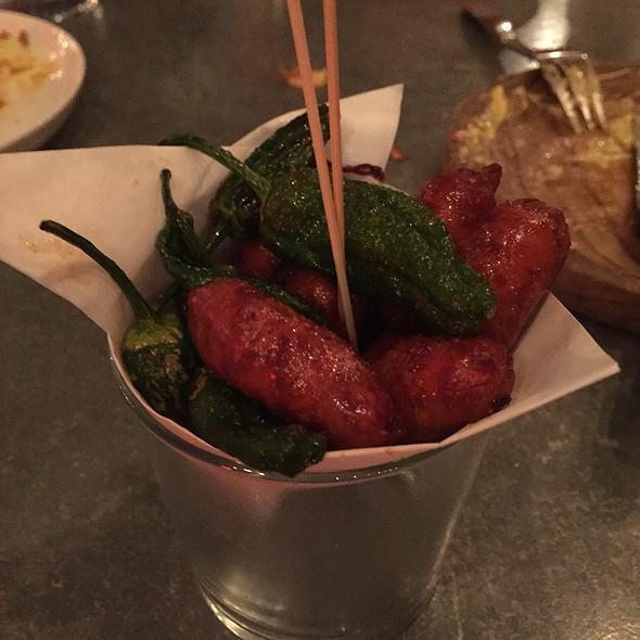 Chirizo & Peppers - Bravas Bar de Tapas, Healdsburg, CA