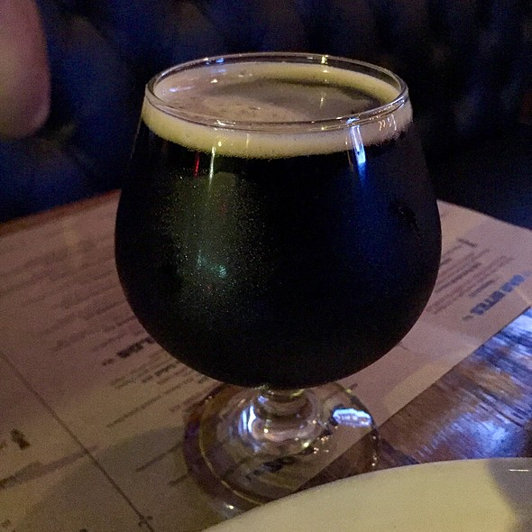Left Hand Brewing Wake Up Dead Imperial Stout - Stout Barrel House and Galley, Chicago, IL